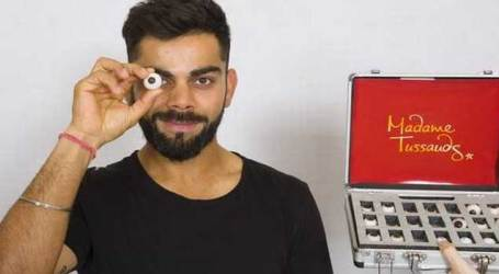 Virat Kohli's wax figure to be unveiled at Madame Tussauds Delhi