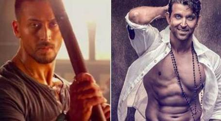 Hrithik Roshan hails Tiger Shroff as the best action hero