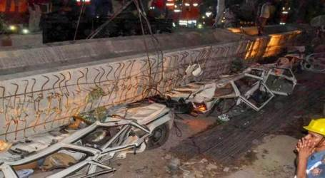 18 killed in Varanasi bridge collapse; Yogi visited victims