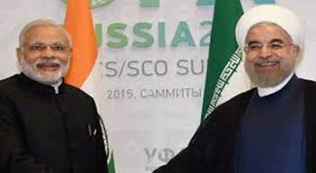 India calls for dialogue to resolve Iran's nuclear deal