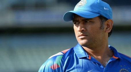 MS Dhoni denies to play Vijay Hazare