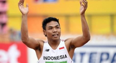 World junior champion Zohri becomes face of Indonesia's Games