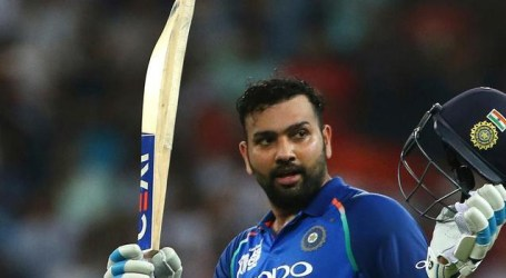 Rohit Sharma becomes 2nd Highest Run-Getter In ODIs In 2018
