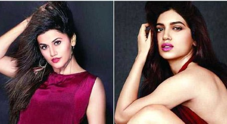 Taapsee, Bhumi to play protagonists in Anurag Kashyap's 'Womaniya'