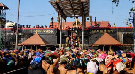 Sabarimala temple row:  Kerala CM called all-party meet to be held today