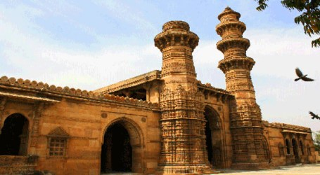 Shaking Minarets of Ahmedabad set to make a comeback into public view