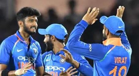 Rohit, Rayudu, Khaleel Ahmed Shine as India won Match with big margin