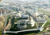 Sightseeing tour of Kazan (2)