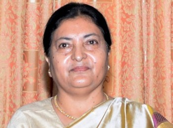 President Bhandari urges all sector to ensure human rights