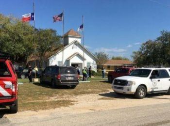 Sutherland Springs: Texas church shooting leaves 26 dead