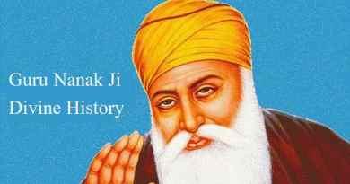 Guru Nanak Ji Divine History