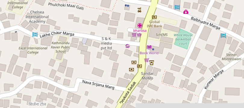 This is how digital mapping is pushing Nepal towards development and democracy open street map