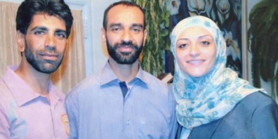 The siblings Medhat, Samer and Shireen Al-Issawi, are all currecntly in Israeli prisons.