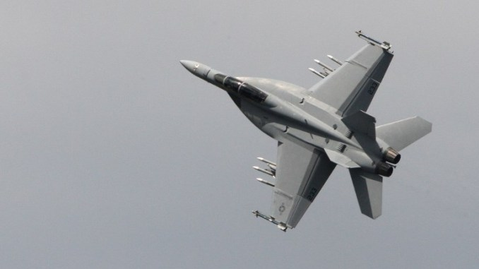 Boeing F-18 Super Hornet