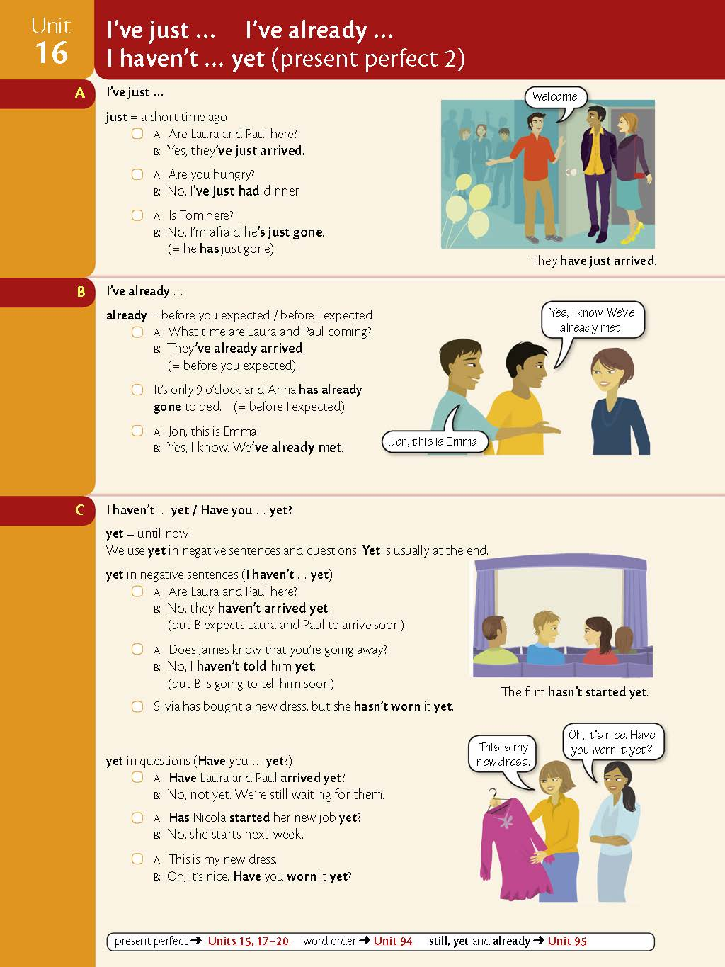 Have You Ever Present Perfect 2