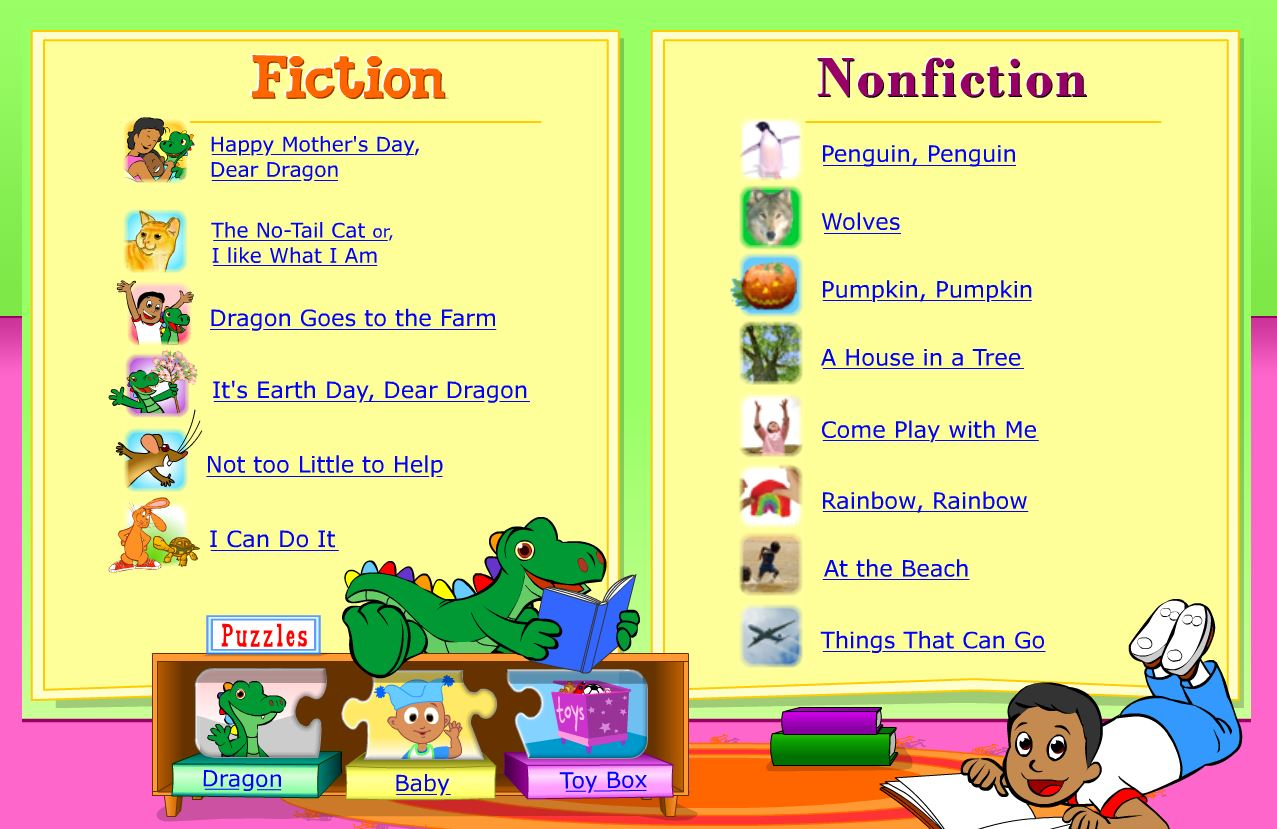 10 Starfall Good Online Reading Stories