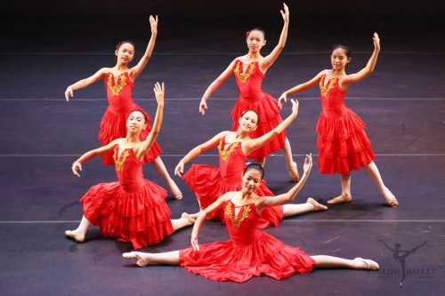 Ballet Lesson|JB Skudai|English Ballet Academy