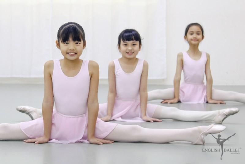 Ballet Class|JB Skudai|English Ballet Academy