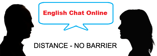 Learn English by using English Chat