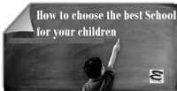 Contoh Procedure Text How to choose a school