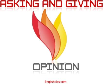 Pengertian dan Contoh Terbaru Dialog Asking and Giving Opinion