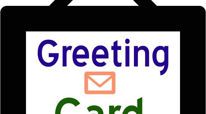 Pengertian dan Contoh Greeting Card