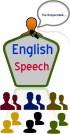 Langkah-langkah Sederhana Membuat Teks Pidato Bahasa Inggris