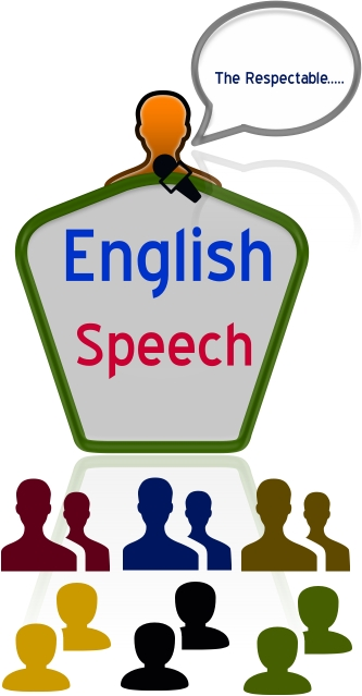 Contoh Pidato English