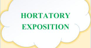 Pengertian, Ciri-Ciri dan Contoh Hortatory Exposition Text