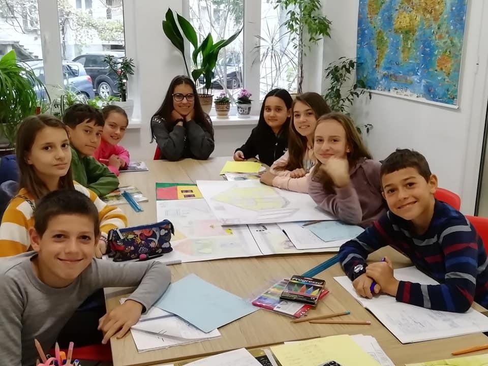 Курсове по английски за ученици 5-8 клас