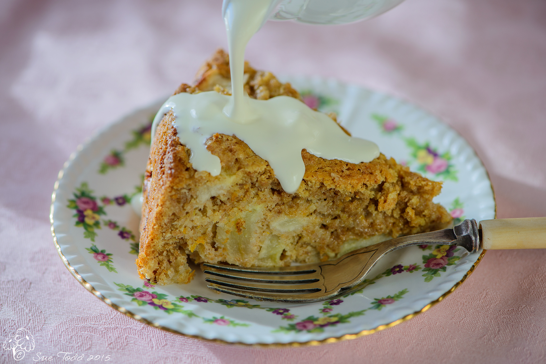 Cream Cake Recipe In English: English Country Cooking