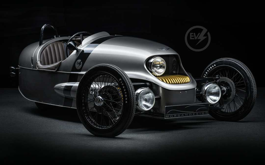 Bonkers it may be, but the new Electric Morgan EV3 is mighty impressive!