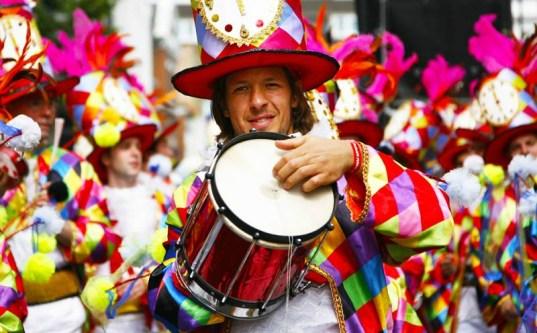 Resultat d'imatges de Carnaval de Notting Hill