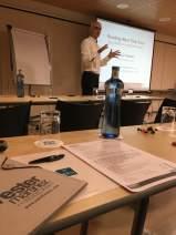 Trinity Best Practice workshop, Alicante 2016