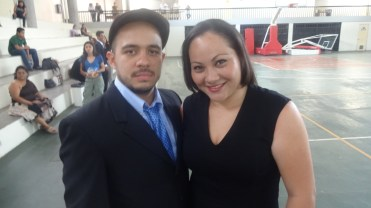 Marvin and Karla,TOEIC Preparation Course , July 2015