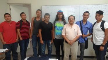 ITCA English Students