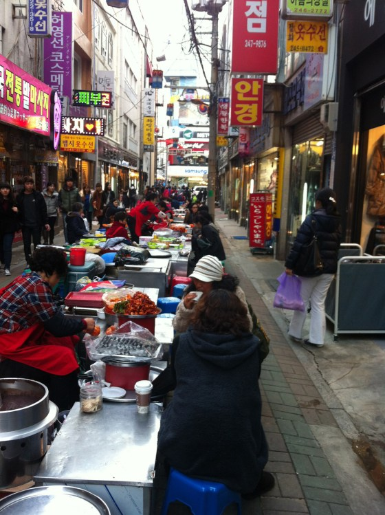 International Market, Busan (PHOTO: Kim Da-hye)