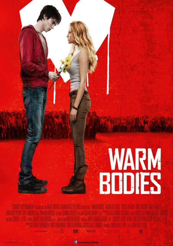 A fresh take on zombies: a review of Warm Bodies