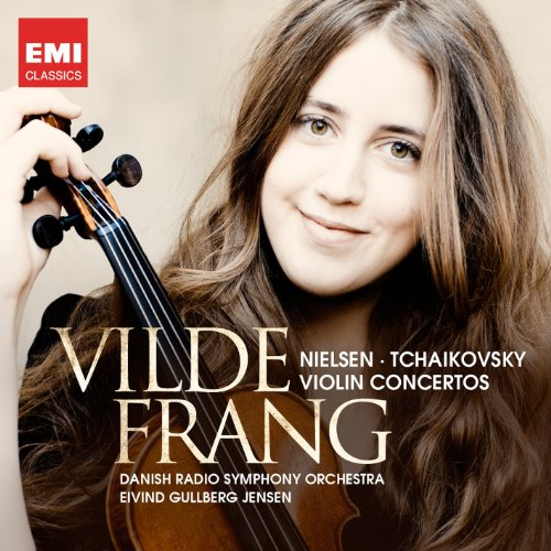 Violinist Vilde Frang released her third album this month.