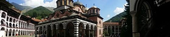 Rila Monastery, Bulgaria. (Photo: Velislava Aleksieva)