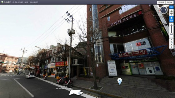 Changmu Post Theater (street view 1)