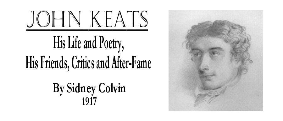 john keats biography summary of 10