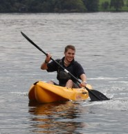 Siton Kayak at Low Wood Bay Watersports Centre