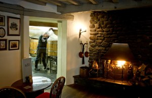 Cozy autumn nights at The Wild Boar Inn