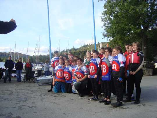 Another successful OnBoard season draws to a close at Low Wood Watersports Centre