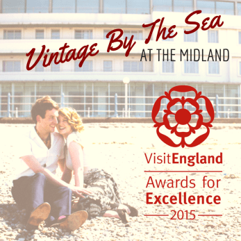 Vintage By The Sea Visit England Finalist