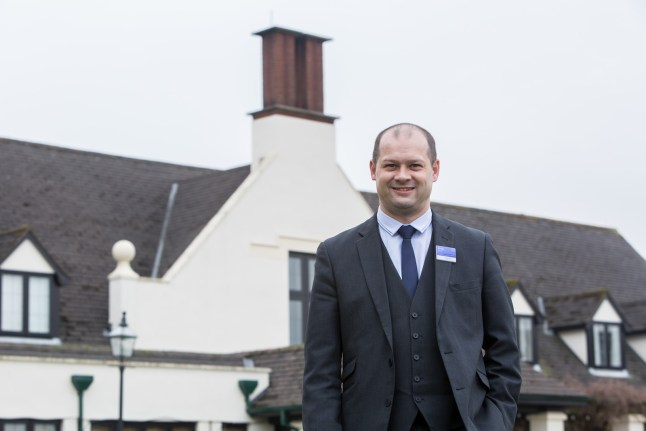 Andy Lemm, Lancaster House General Manager