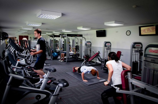 Fitness Studio at Low Wood Bay
