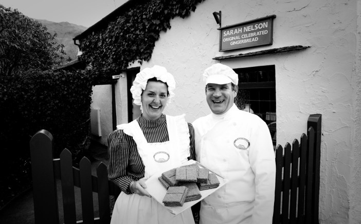 Sarah Nelson's Original Gingerbread from Grasmere is a delicious local treat