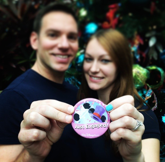 A Disney Engagement